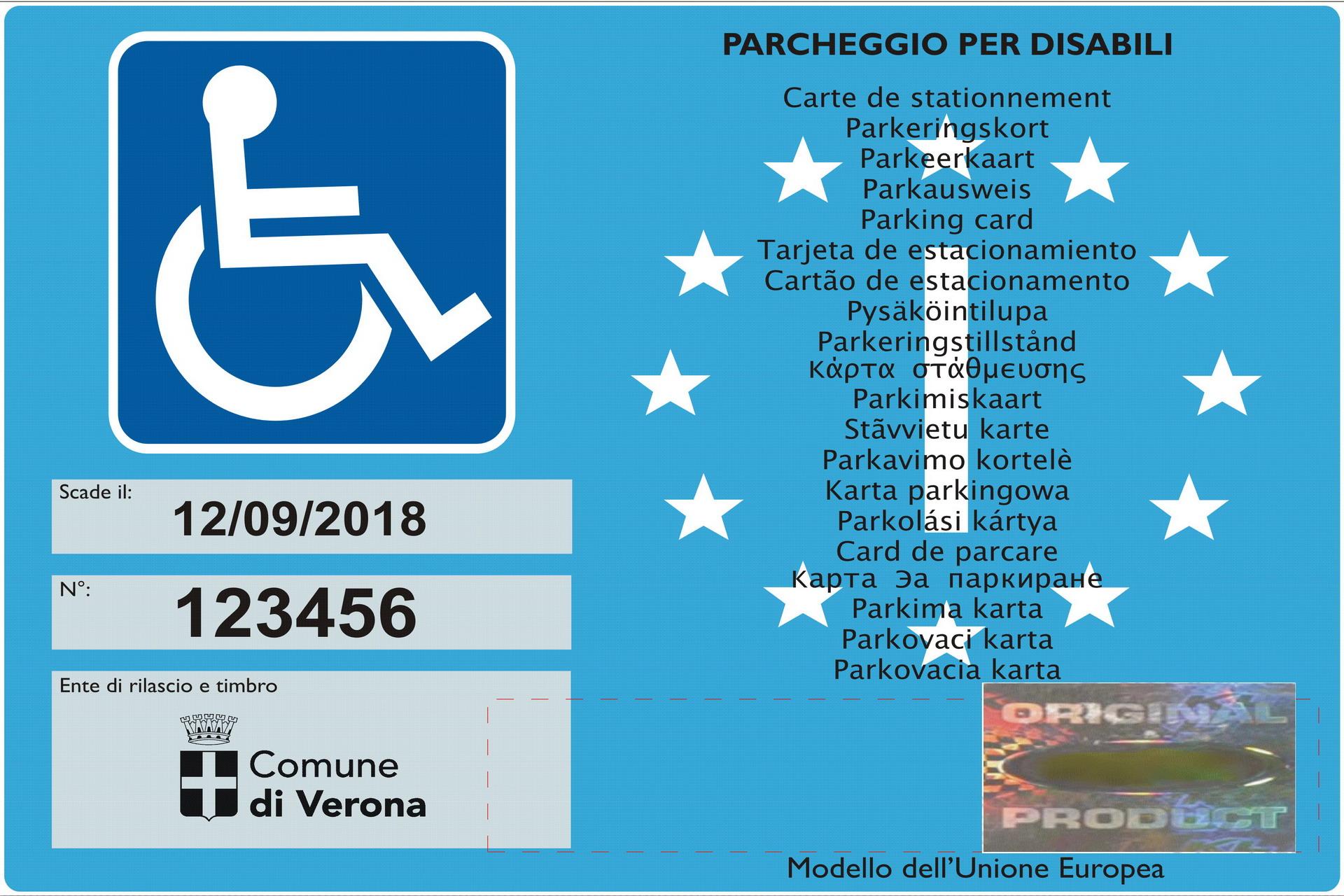 Legge 104 e il tagliandino parcheggio per i disabili: come richiederlo